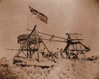 Heinrich (Henry) Krauss 'Golden Point Mine'