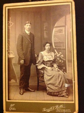 Joseph Henry & Edith Hunt