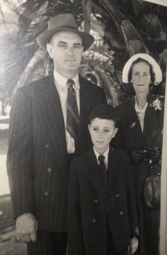 Hedley James Dalton family