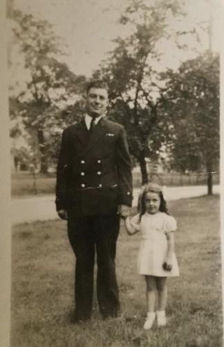 Thelma and Bernard Edward Hiron