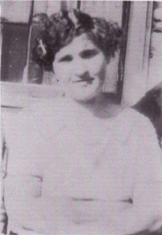 Edna Hazel (Wimer) Brisbin