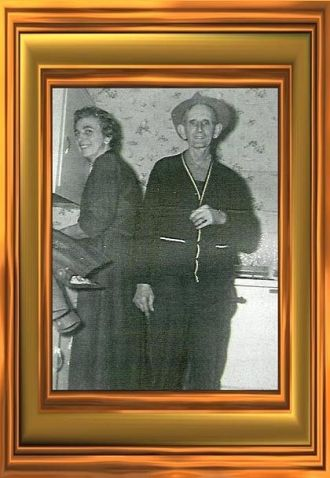 Jack and Della May Francis