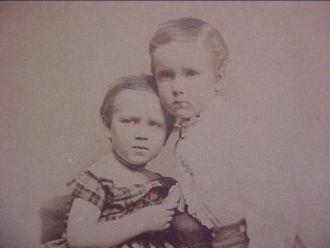 Niece and nephew of Scott Yeatman