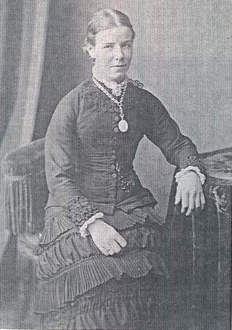 Louisa Ann Palmer from England