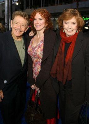 Anne Meara, Jerry Stiller, and Amy Stiller