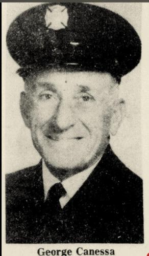 George J Canessa