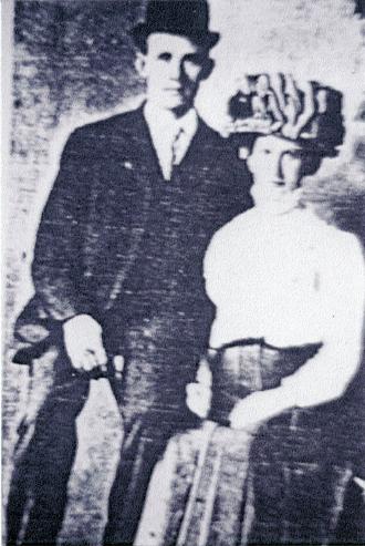 George and Nancy Ferguson