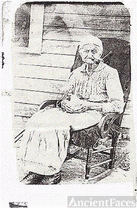 GG Grandma & Her Chicken