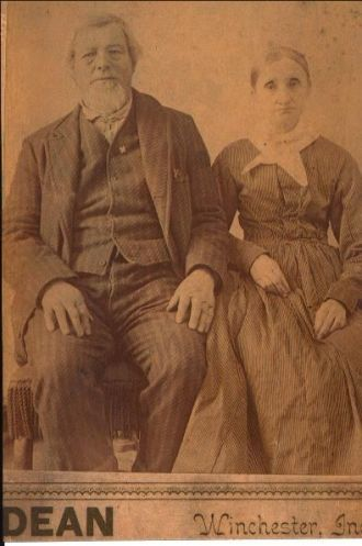 A photo of Letie (Lydia) Umberger Brewer