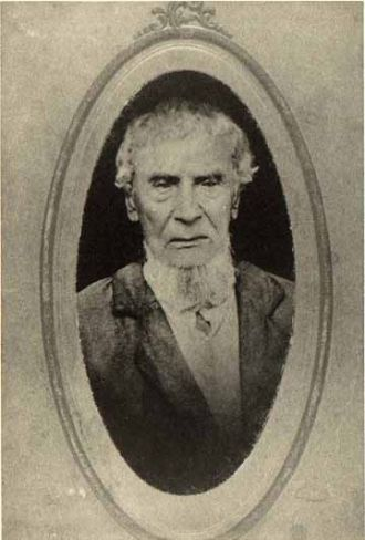 A photo of Shadrack Stogsdill