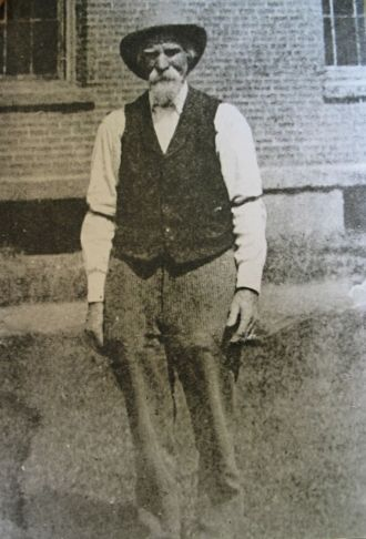 Great Great Grandfather