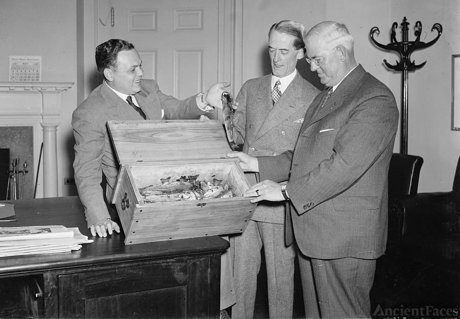 Erdorn Wood 1937 Washington DC