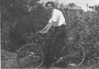 Matti Rissanen, bike