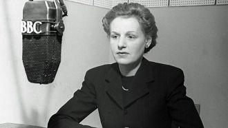 Monica Dickens, BBC.