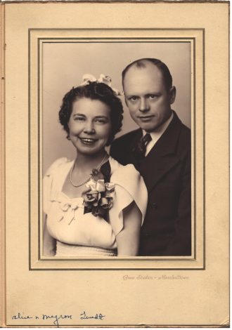 Alice and Myron Twedt