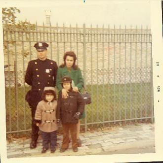 Schreiner Family, New York 1969