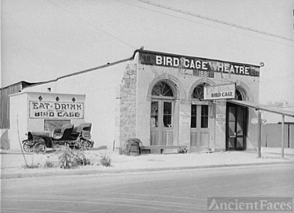Bird Cage Theater, Arizona