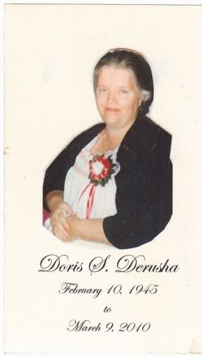 Doris Derusha Memorial