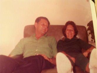 Robert Woeller & Marion Harrison