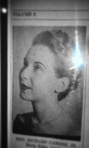 Mary Edna Peeples