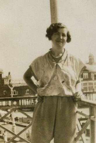 A photo of Margaret Clara Pilcher