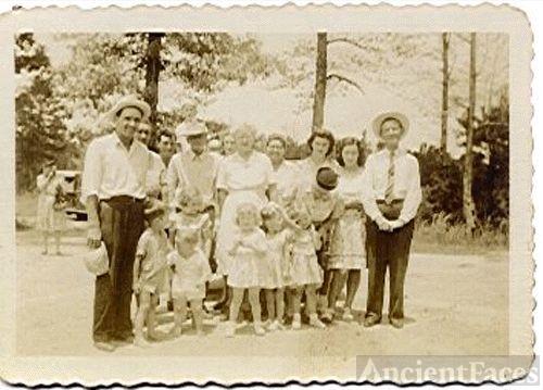 CENTER RIDGE BAPTIST CHURCH AFFAIR 1946