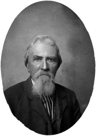 A photo of William A. Grover Adams