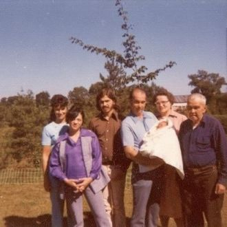 Robert Christman Family