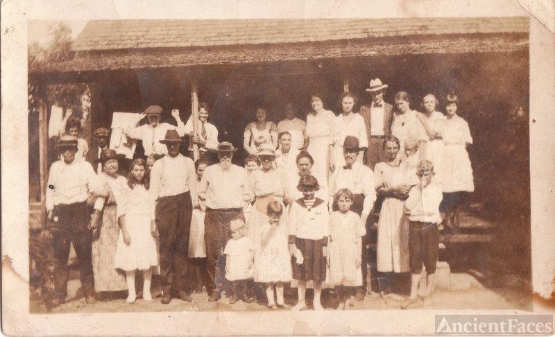 James E. Bowen Family Reunion