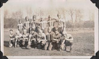 Horace Lucas football team