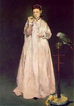 Victorine Meurent, Metropolitan Museum