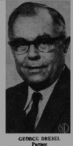 A photo of George Dresel