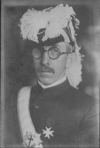 John Herman Henry, great grandfather