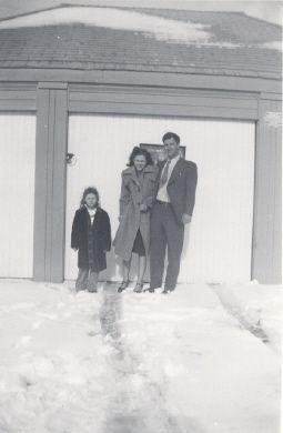 Nelsons in 1950