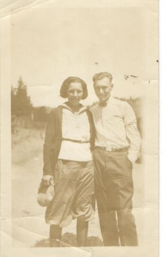 Freda Ede & Haynes Hyder