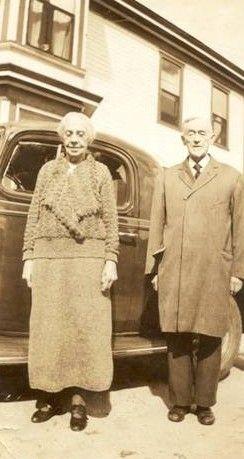 Rev. Edwin and Ida Ryan Niles