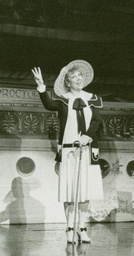 Betty Ann Grove in George M.