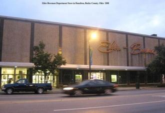 Elder-Beerman Department Store, 2008