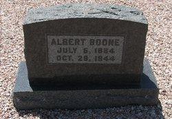 Grave of Albert Daniel Boone, AZ