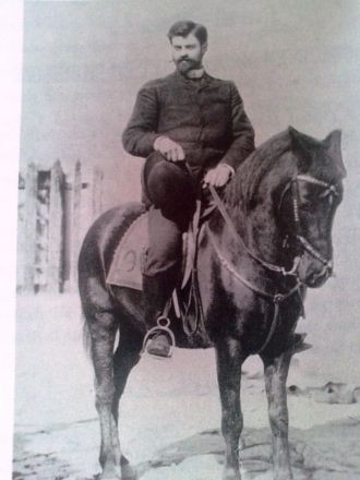 Constantin Keremitzoglou or Keramefs, Turkey 1880