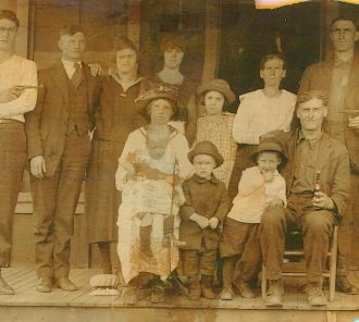 Parton and Gibson Family, West Virginia