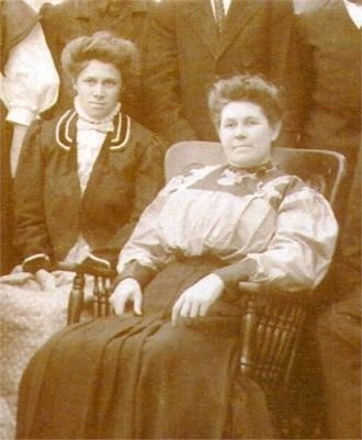 Cora Rawls & Amy McPherson