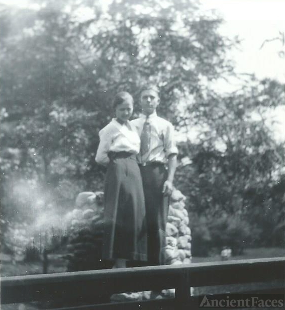 Elizabeth and Charles Ross
