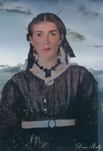 Mary Ann (Hendrick) Hensley