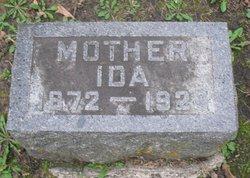 Ida Johnson Grave