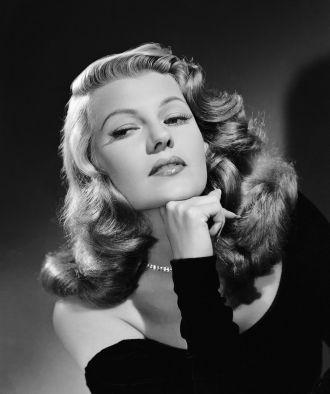 """Margarita Carmen """"Rita Hayworth"""" Cansino"""