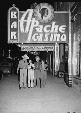 Main street Las Vegas, Nevada