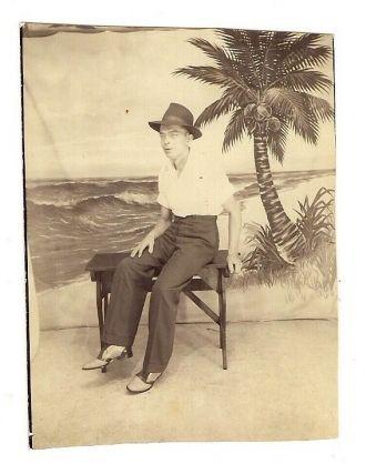 John Henry Brooks, GA