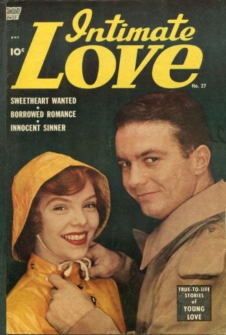 Betty Ann Grove & Cliff Robertson
