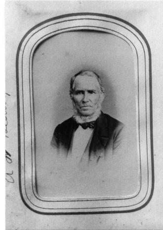 A photo of Alexander Nesbit Beatty